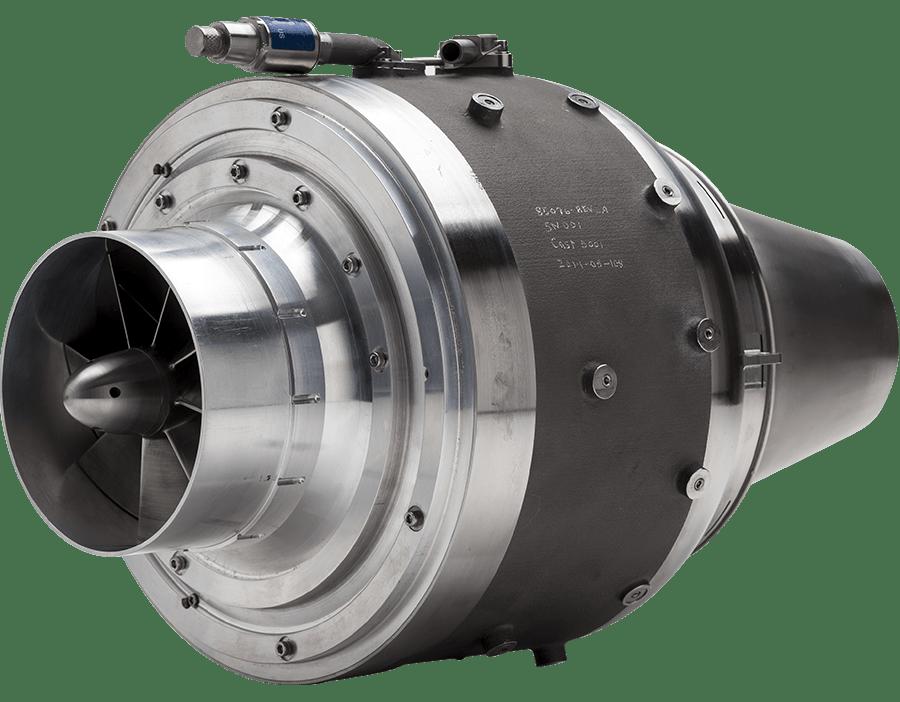 Двигун TDI-J85. Фото: tdi-engines.com
