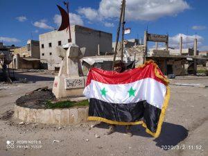 Війна Туреччини з сирійським режимом  – станом на 2 березня 2020 р. (13.00)