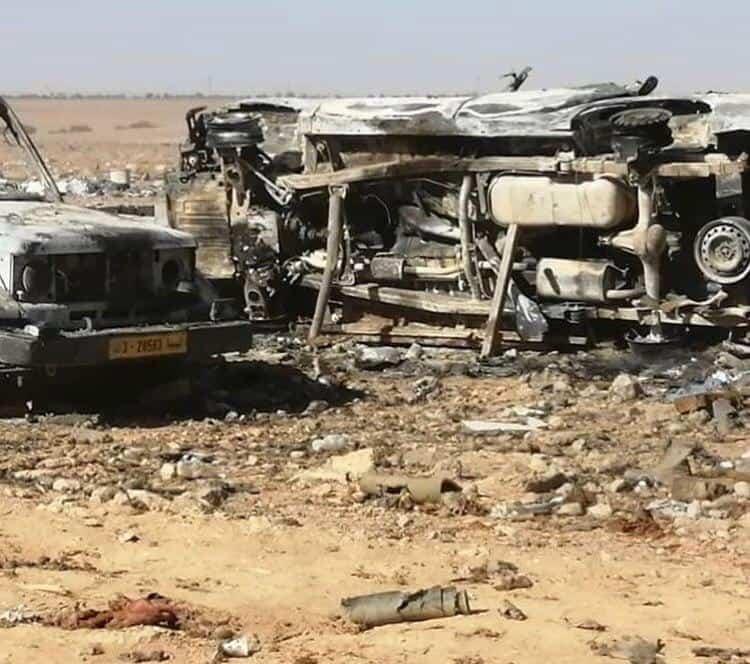 Війна в Лівії та дайджест подій на Близькому сході. 29 березня 2020 року