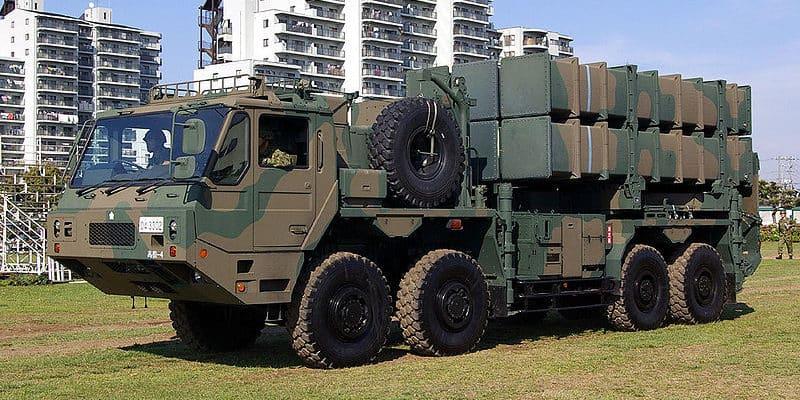 система ППО Type 03 Chu-SAM