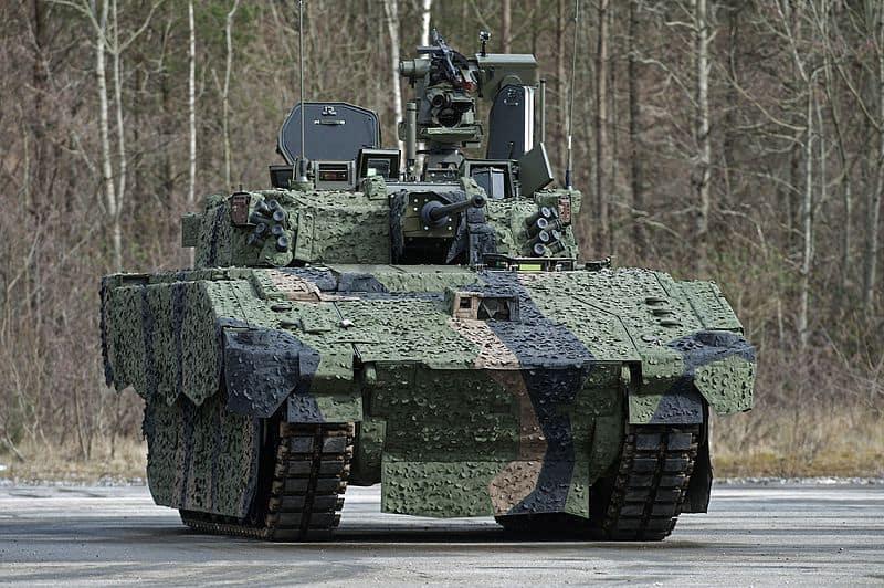 БМП Ajax
