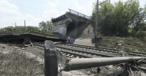 Затримано учасника підривів мостів на Донбасі