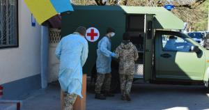Третій військовий заразився коронавірусом