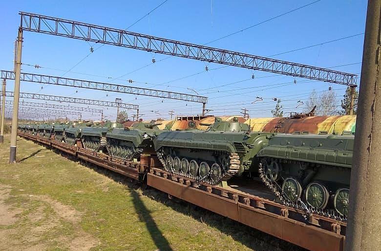 БМП-1. 2020 рік. Фото: Укроборонпром