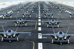 Lockheed Martin отримала 4,9 млрд. доларів по програмі F-35