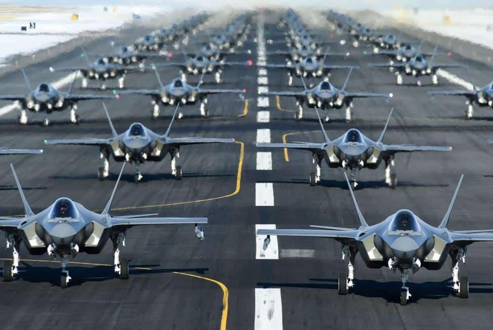 Багатоцільові літаки п'ятого покоління F-35