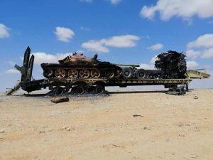 Війна в Лівії та дайджест подій на Близькому сході. 8 квітня 2020 року