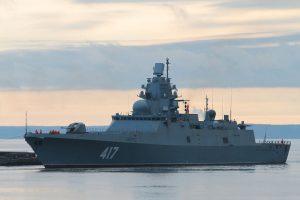 Росія розмістить на Чорному морі фрегати проекту 22350