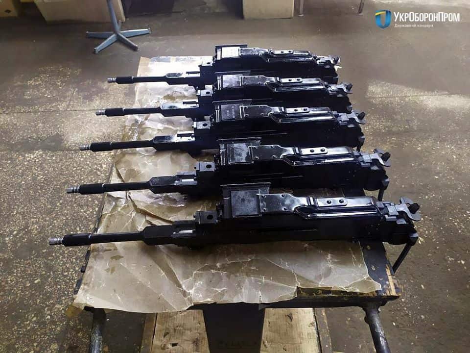 Кулемети КТ-7,62 від заводу «Маяк»