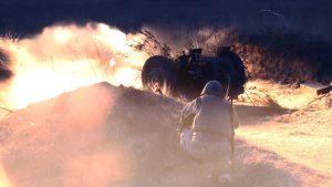 Міноборони показало видовищне відео підготовки курсантів-артилеристів
