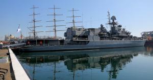 Головнокомандувач відвідав фрегат «Гетьман Сагайдачний»