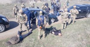 """Підполковник СБУ фінансував """"ДНР"""""""