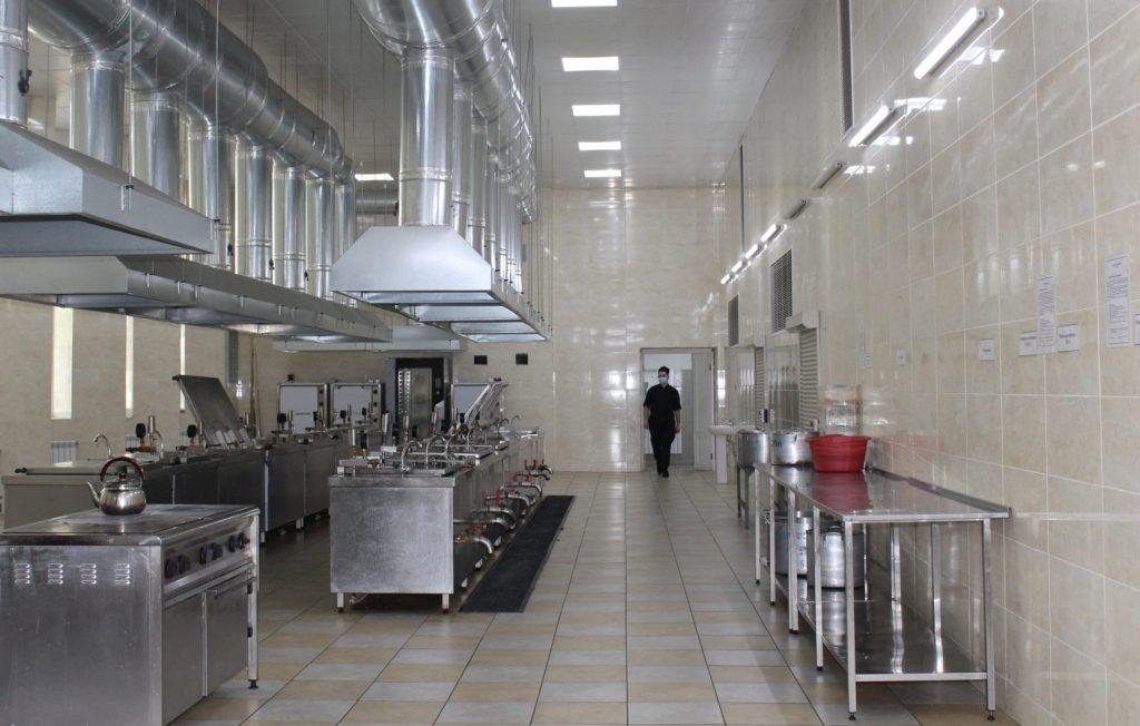 Обладнання для приготування їжі Командуванню Сухопутних військ ЗСУ