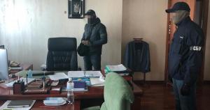 Викрито ТОП-чиновника на передачі таємних документів