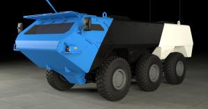 Естонія хоче налагодити виробництво бронетехніки