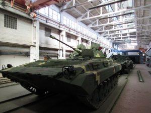 ЗСУ отримали 7 відремонтованих та модернізованих БМП