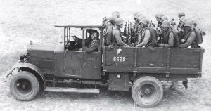 Моторизована піхота: польські експерименти