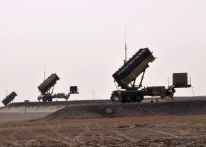 США перекинули до Іраку Patriot
