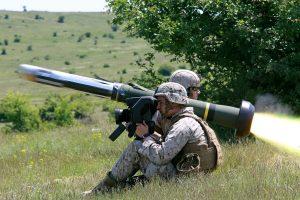 Естонія отримала 128 ракет до ПТРК Javelin