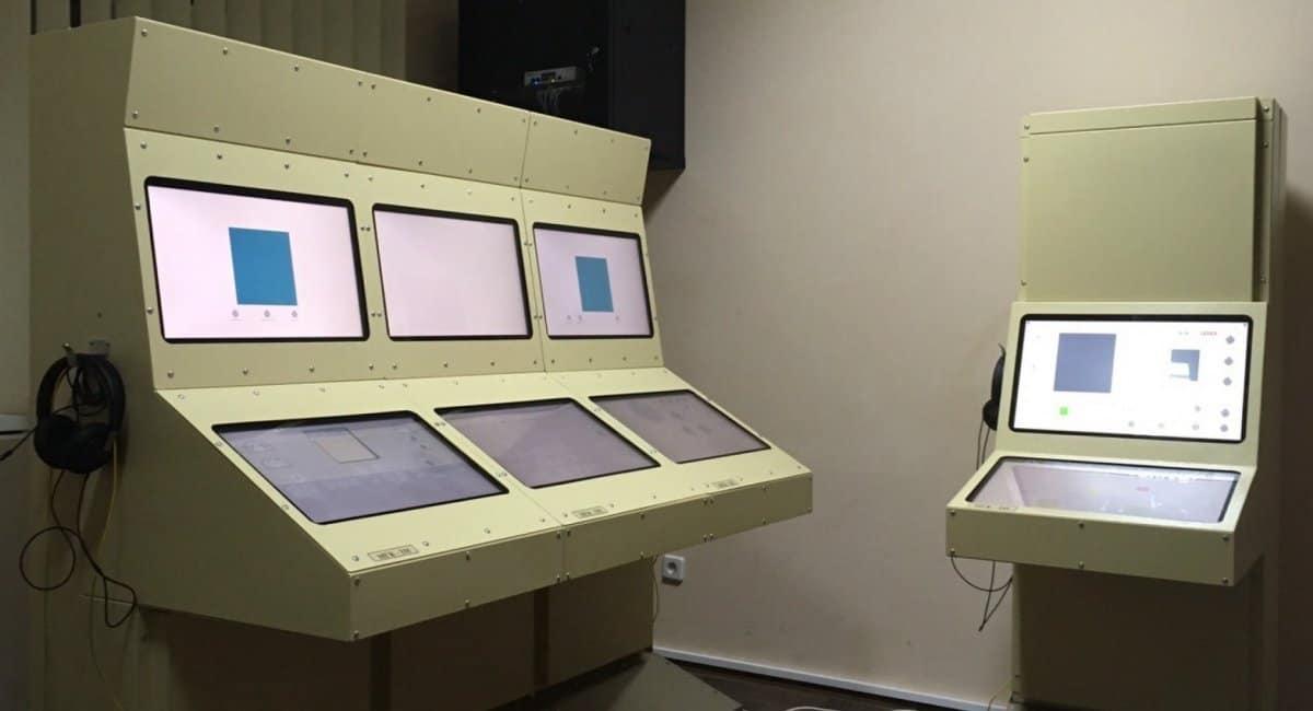 Спеціальний автоматизований комплекс для навчального класу підготовки операторів гідроакустичних станцій