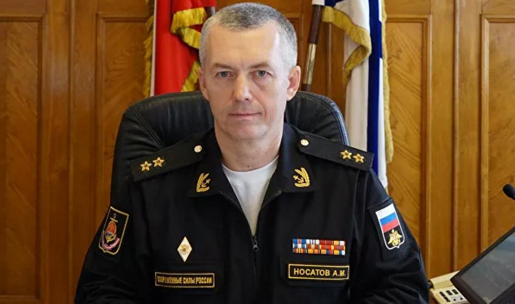Олександр Носатов. Фото: ЗМІ РФ