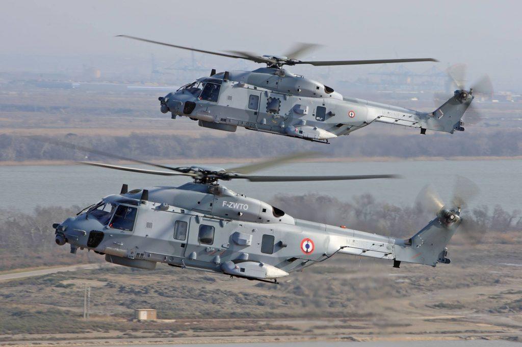 Протичовновій гелікоптер NH90. Фото з відкритих джерел