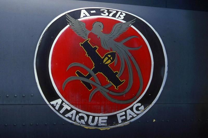 A-37B ATAQUE FAG