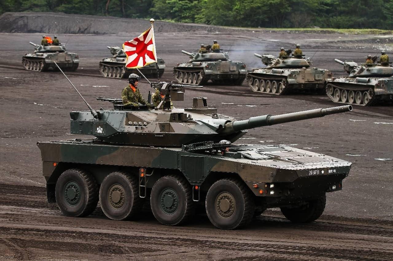 Бойова машина із важким озброєнням Type 16