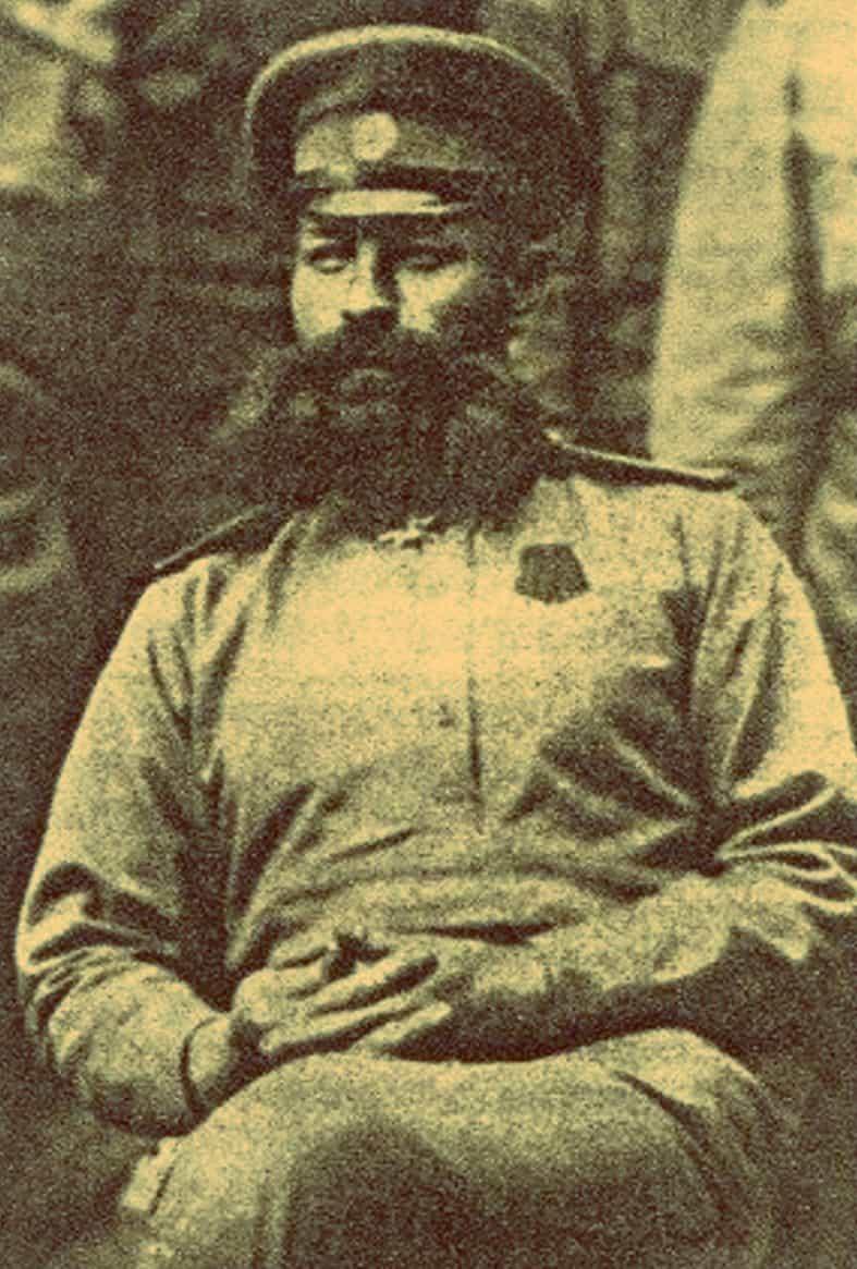 Генерал-майор Яків Гандзюк