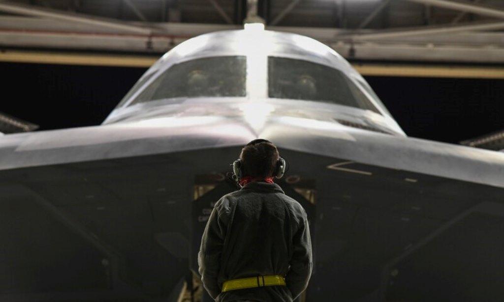 В-2 Spirit. Фото airforcetimes.com