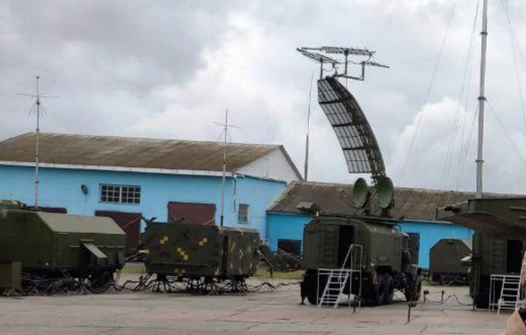Комплекс радіотехнічної розвідки «Кольчуга-КЕ». Фото: Укроборонпром