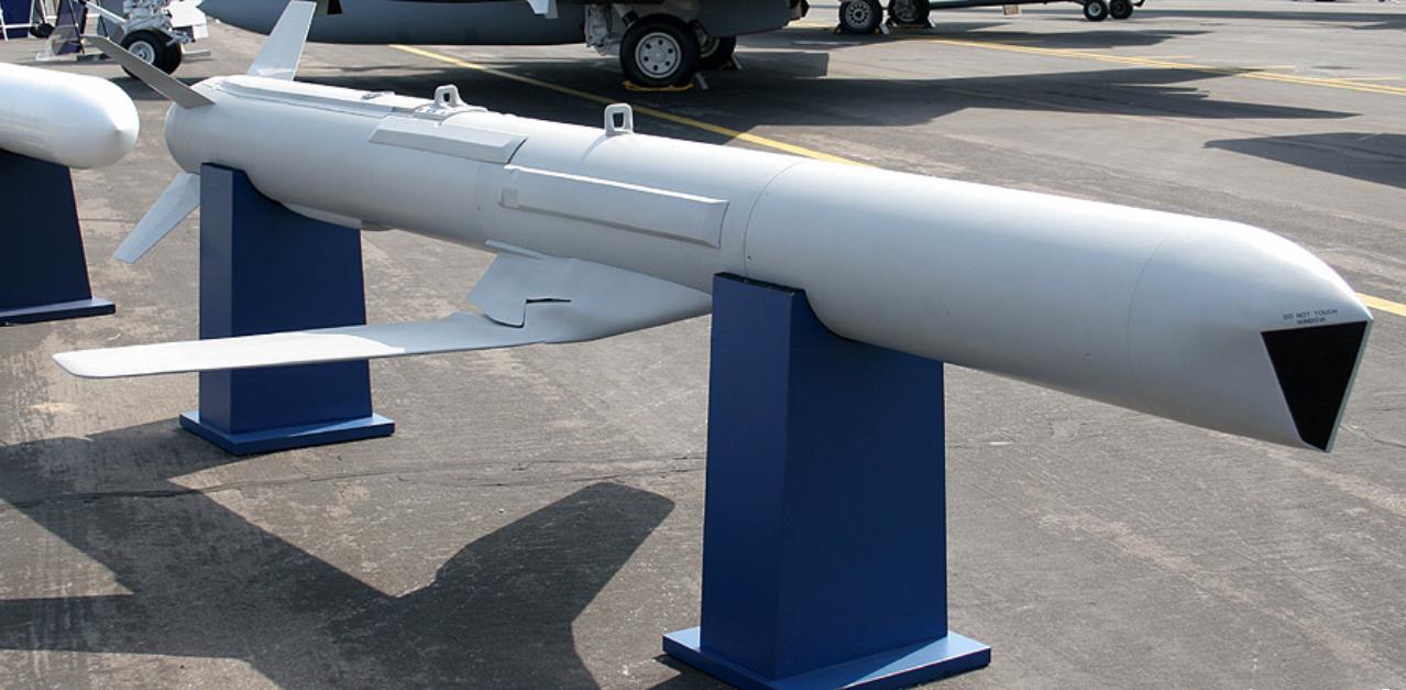 Крилата ракета AGM-84K SLAM-ER