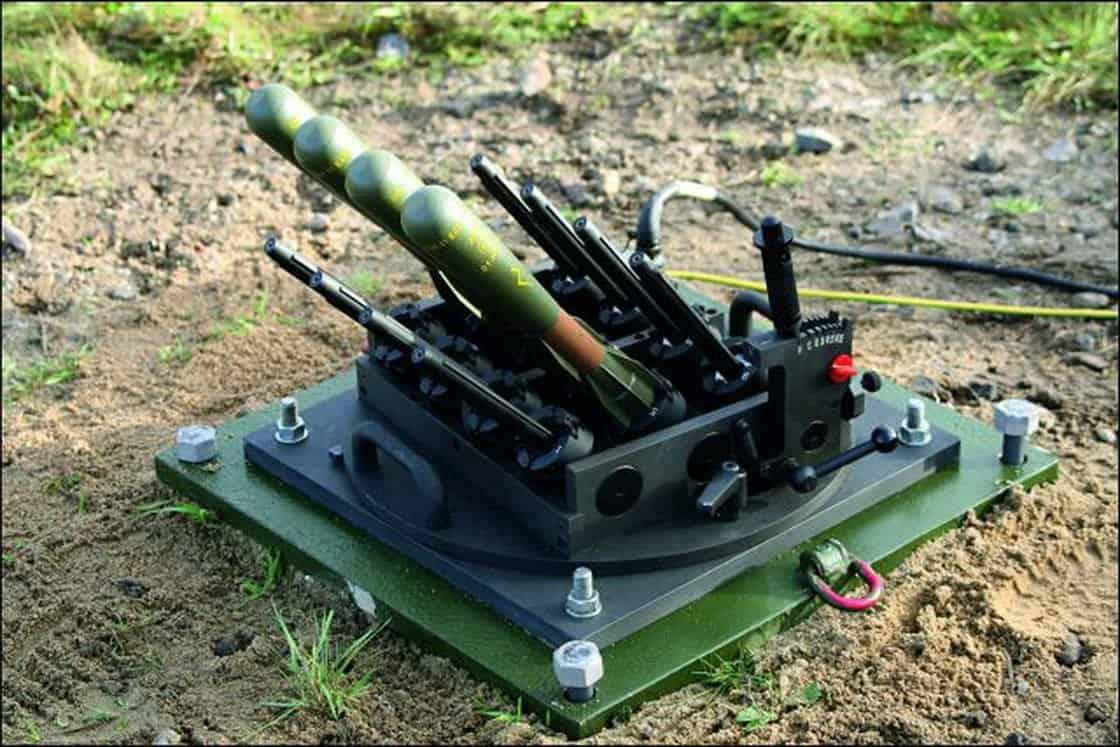 Некаліберна система метальної зброї FLY-K