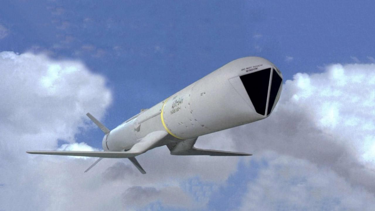 Протикорабельна ракета AGM-84K SLAM-ER