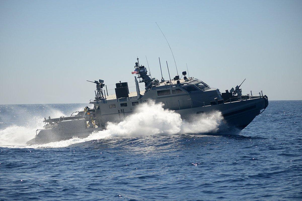 Швидкісний патрульний катер Mark VI