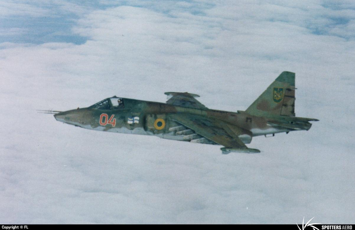 Су-25 з Сак
