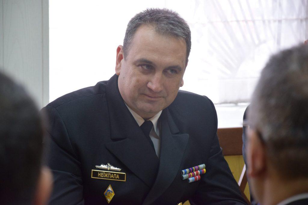 Олексій Неїжпапа. Фото з відкритих джерел