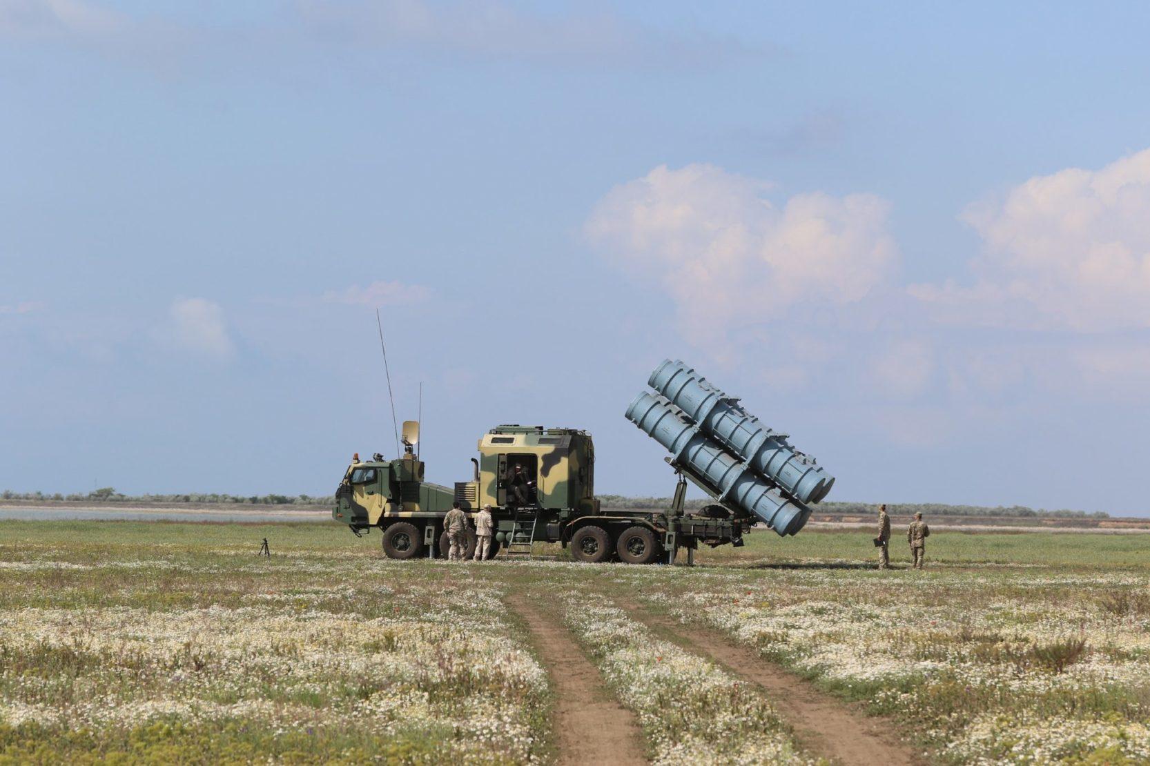 Уніфікована пускова установка ракетного комплексу «Нептун»