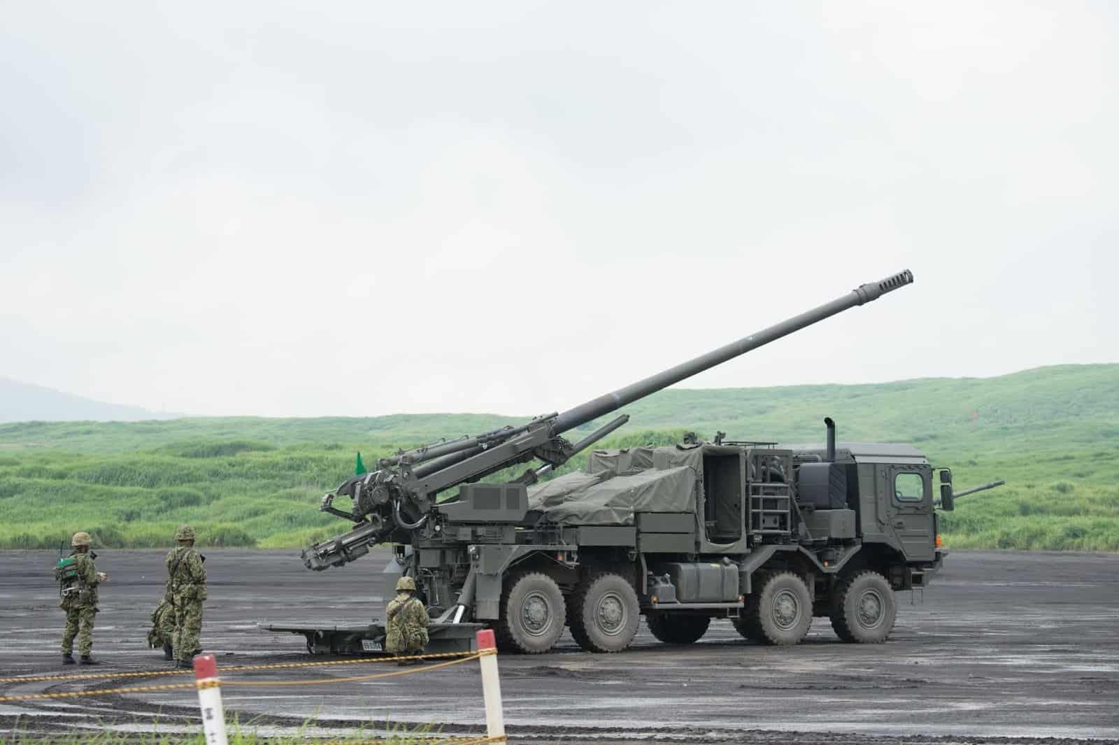 Японська САУ Type 19
