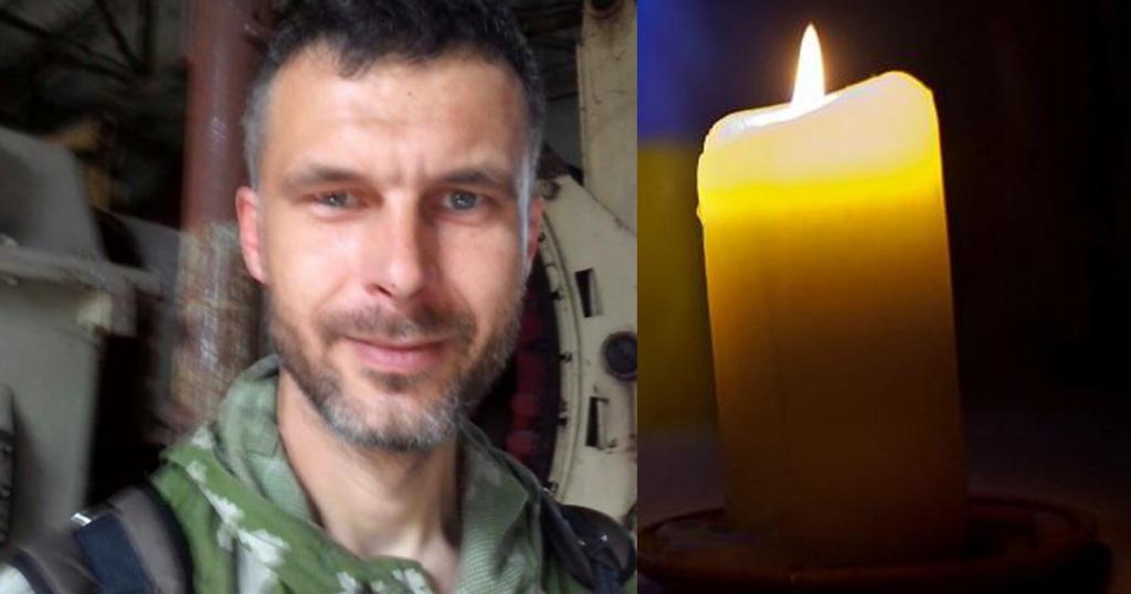 Загиблий Корнієнко Ігор Михайлович «Корнєй»