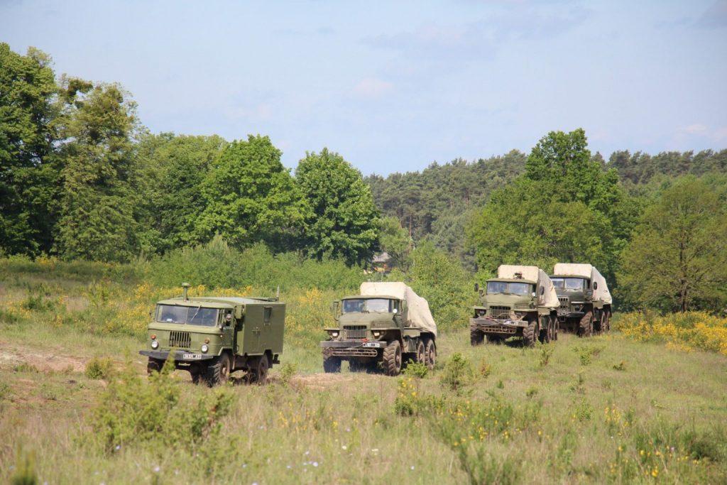 Курсанти виконують іспит на РСЗВ БМ-21 «Град». Фото: АрміяInform