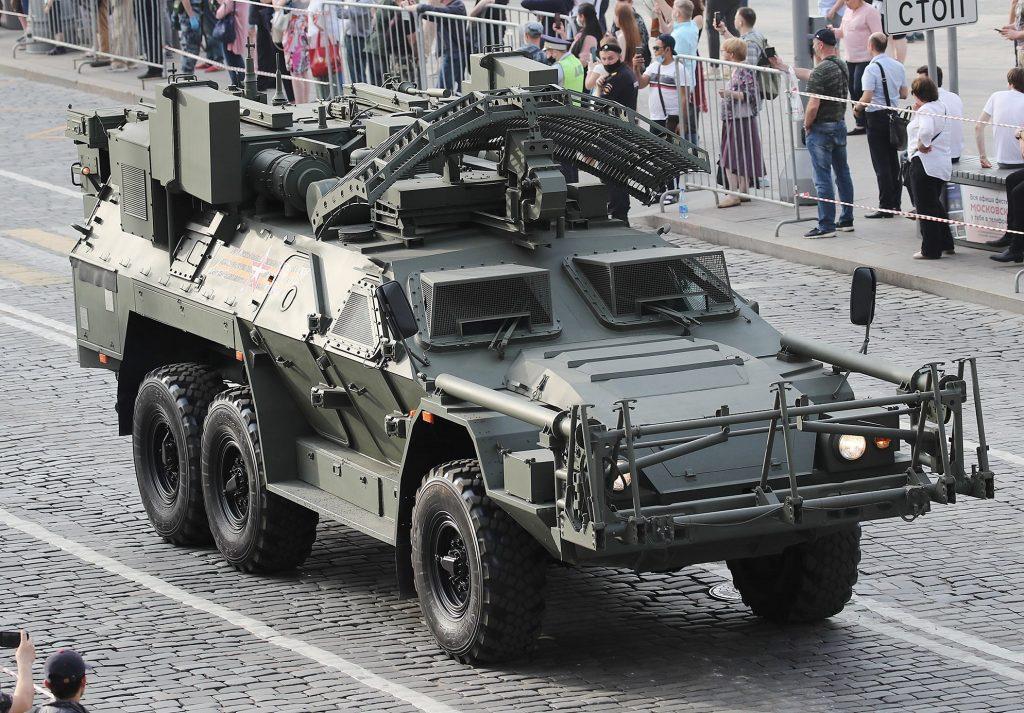 """15М107 """"Листва"""" (червень 2020). Фото: ЗМІ РФ"""