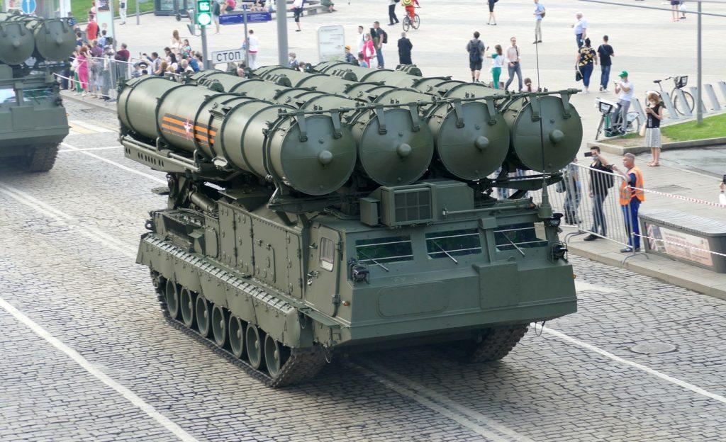 Пускова установка 9А83М С-300В4 (червень 2020). Фото: ЗМІ РФ