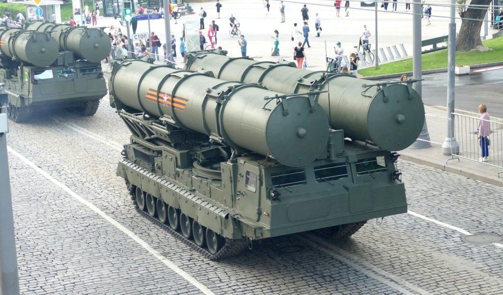 Пускова установка 9А84М-1 С-300В4 (червень 2020). Фото: ЗМІ РФ