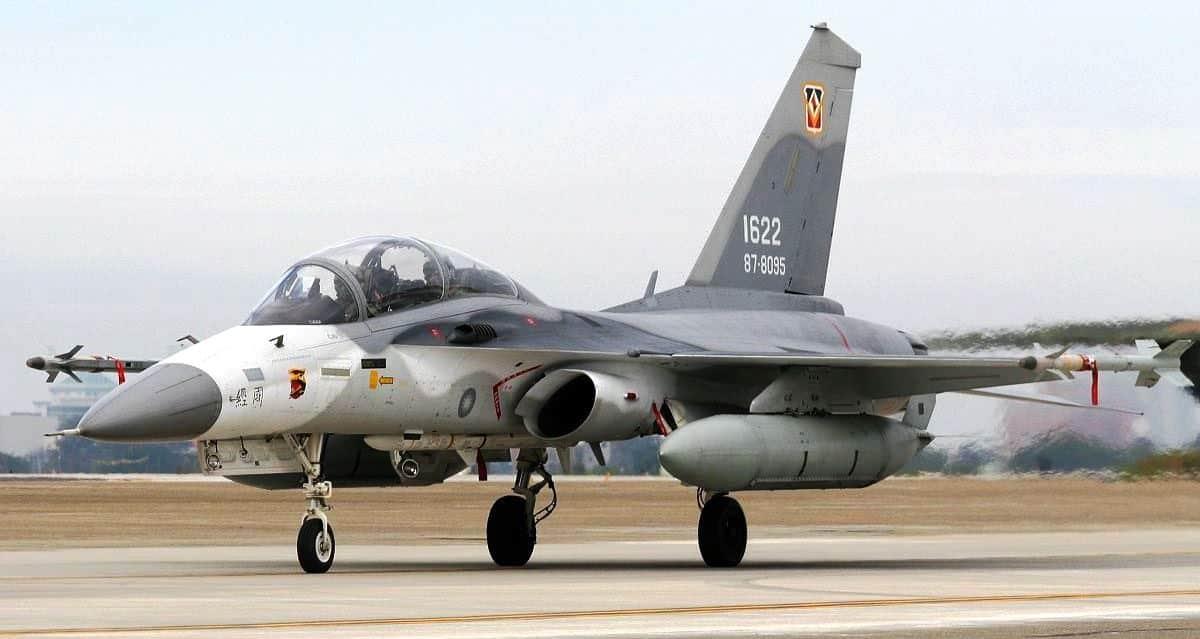 Літак AIDC F-СК-1 Ching-kuo. Фото з відкритих джерел