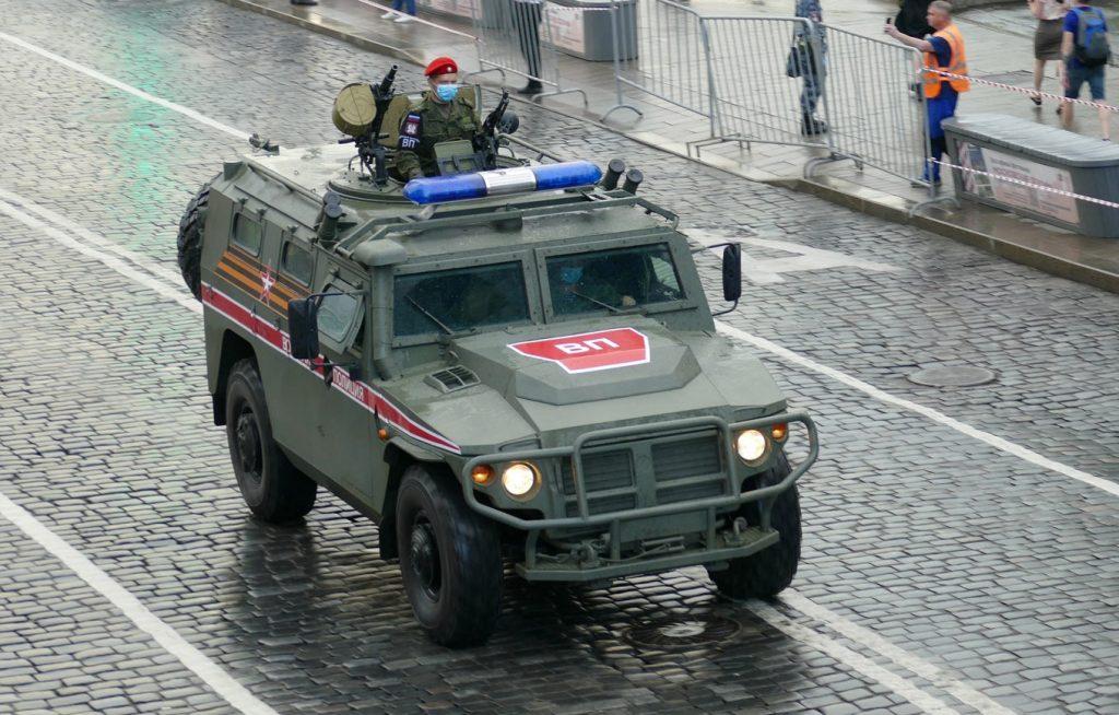 """АСН 233115 """"Тигр-М (червень 2020). Фото: ЗМІ РФ"""
