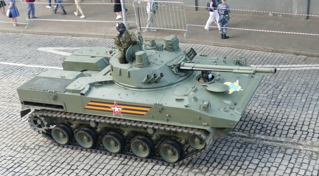 БМД-4М (червень 2020). Фото: ЗМІ РФ