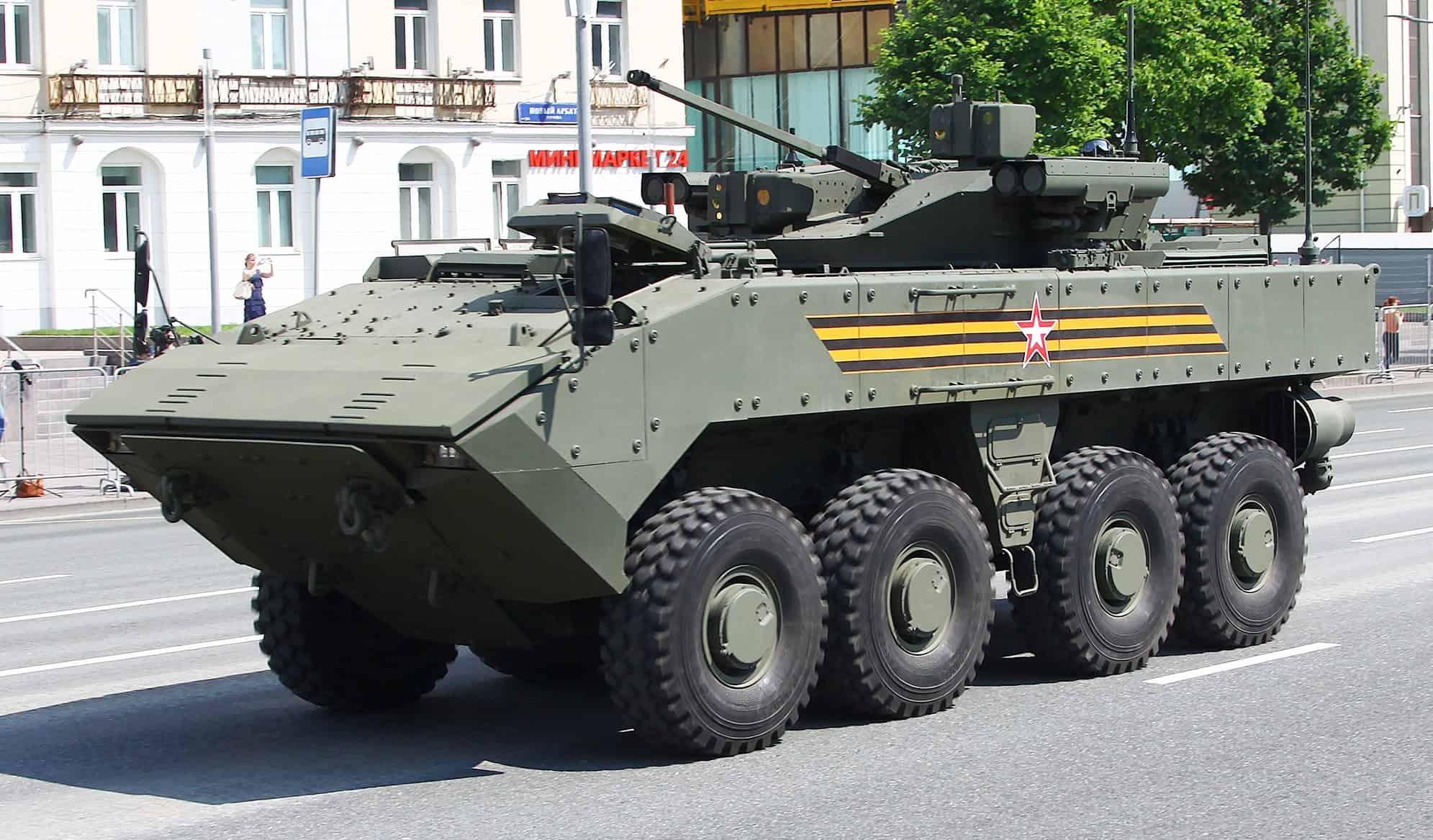 К-17 ВПК-7829 «Бумеранг» (червень 2020). Фото: ЗМІ РФ