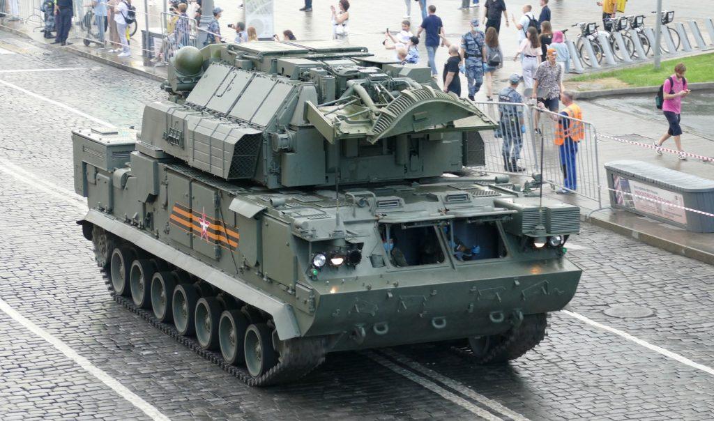 ЗРК 9К331М Тор-М2 (червень 2020). Фото: ЗМІ РФ