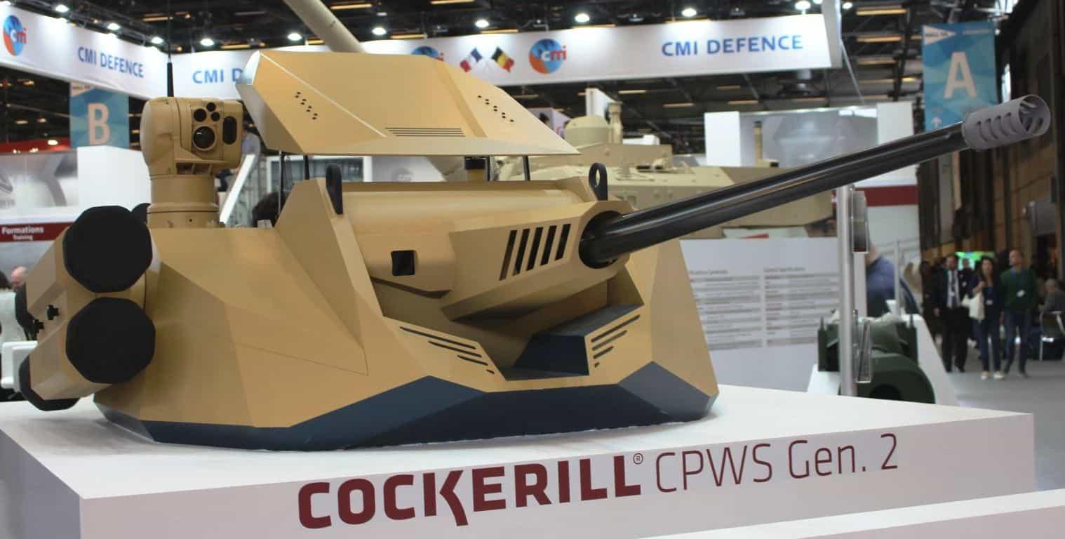 Бойовий модуль CPWS Gen 2